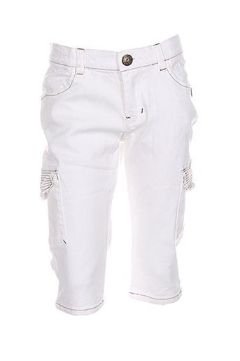 confetti corsaire fille de couleur blanc