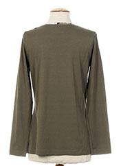T-shirt manches longues marron SOMMERMANN pour femme seconde vue