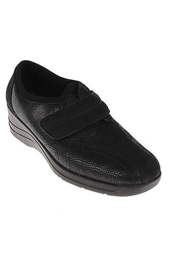 rohde chaussures femme de couleur noir