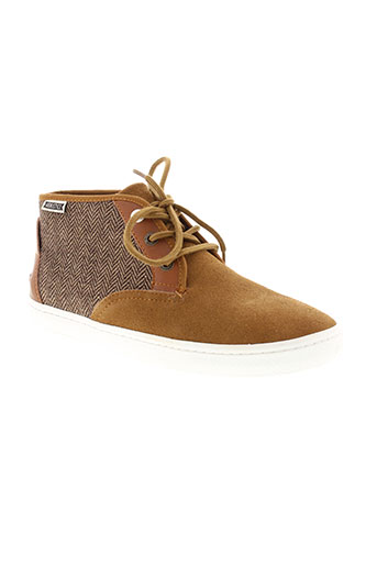 armistice derby homme de couleur marron