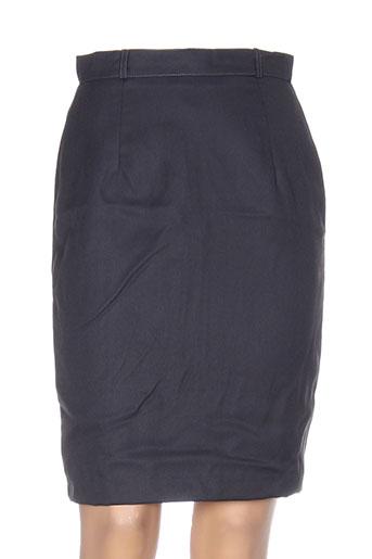 differentiel jupes femme de couleur gris