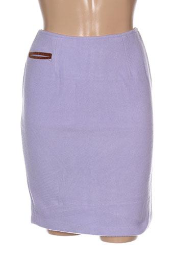 leone jupes femme de couleur violet