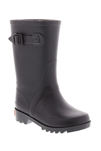 igor bottes fille de couleur noir