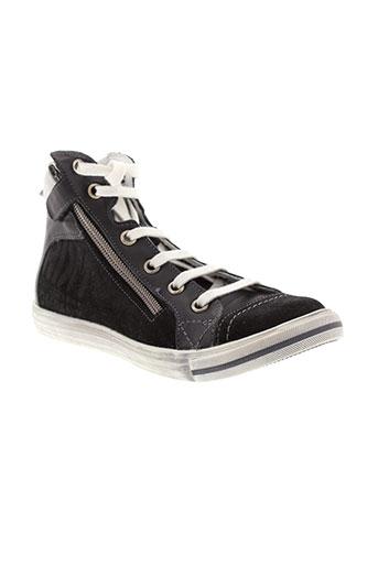 ramdam chaussures garçon de couleur noir