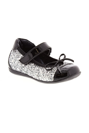 ciao magik chaussures fille de couleur gris