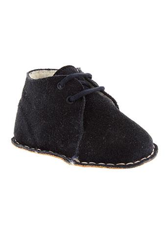 baby chick chaussures garçon de couleur bleu
