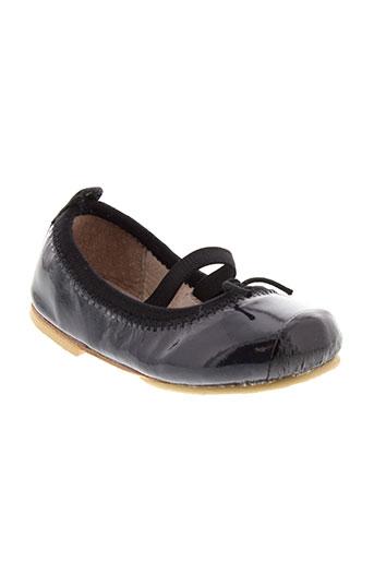 bloch chaussures fille de couleur gris
