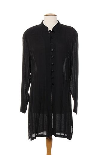 gina b heidemann tuniques femme de couleur noir