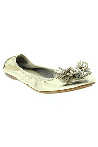 marco tozzi chaussures femme de couleur jaune