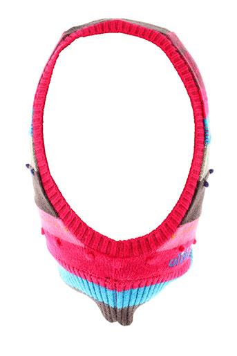 catimini chapeaux et bonnets fille de couleur rose