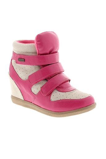 ilario ferucci chaussures femme de couleur rose