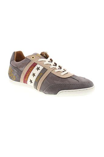 pantofola et d et oro baskets homme de couleur gris