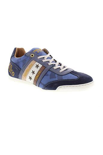 pantofola et d et oro baskets homme de couleur bleu