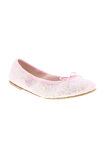 bloch ballerines fille de couleur rose