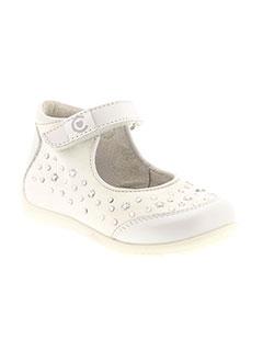 Ciao Bimbi Slip-on Chaussures Fille Blanc, 27