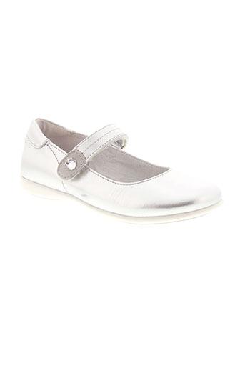 ciao junior chaussures fille de couleur gris