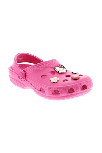 victoria couture chaussures fille de couleur rose