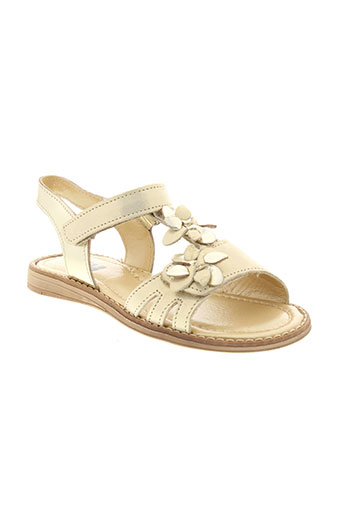 tty sandales et nu et pieds fille de couleur beige