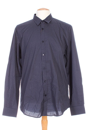 antony morato chemises homme de couleur noir