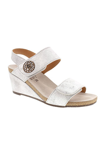 altex sandales et nu et pieds femme de couleur gris