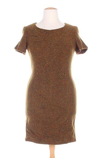 angel nina robes femme de couleur marron