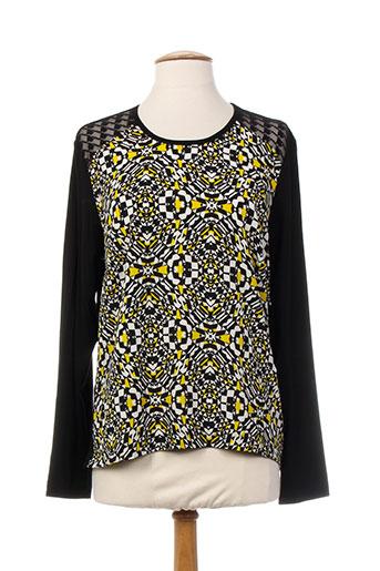 griffon t-shirts / tops femme de couleur jaune
