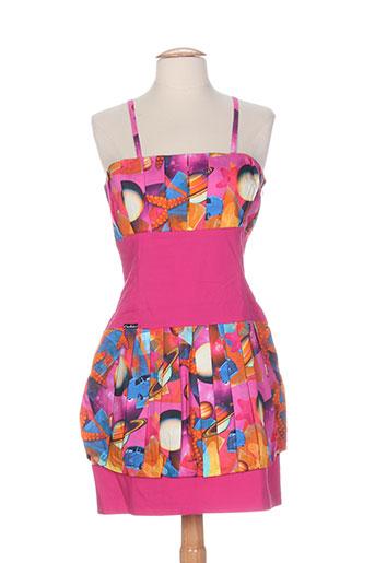 cheshire robes femme de couleur rose