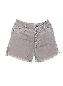 Produit-Shorts / Bermudas-Femme-FIVE