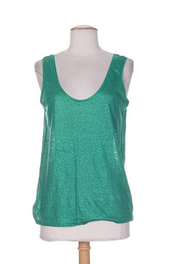 marie-sixtine chemises femme de couleur vert