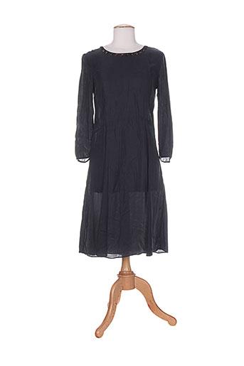 bellerose robes et mi et longues femme de couleur noir