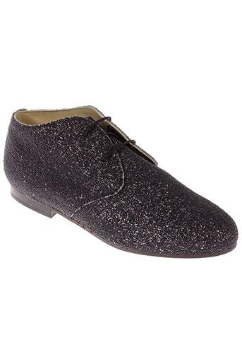 anniel chaussures femme de couleur bleu
