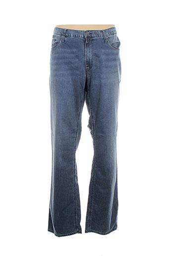 cerruti 1881 pantalons femme de couleur bleu