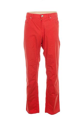 cerruti 1881 pantalons femme de couleur orange