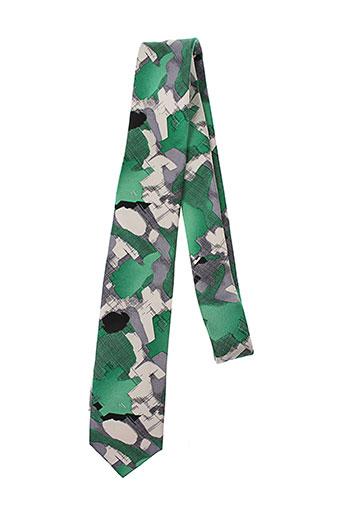 olymp accessoires homme de couleur vert