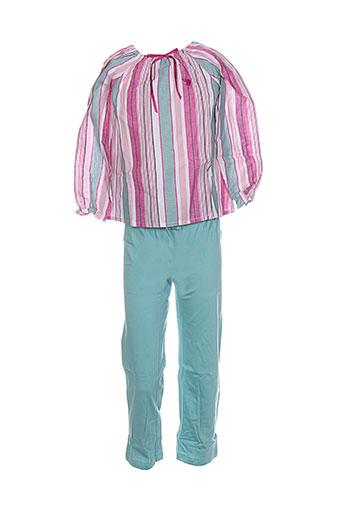arthur pyjamas fille de couleur rose
