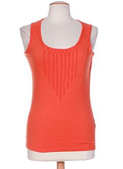 Produit-T-shirts / Tops-Femme-HUGO BOSS