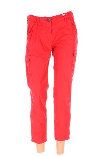 american outfitters pantacourts femme de couleur rouge