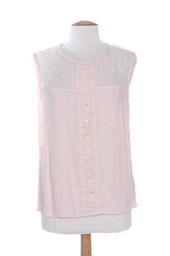 leo EFFI_CHAR_1 ugo chemises femme de couleur rose