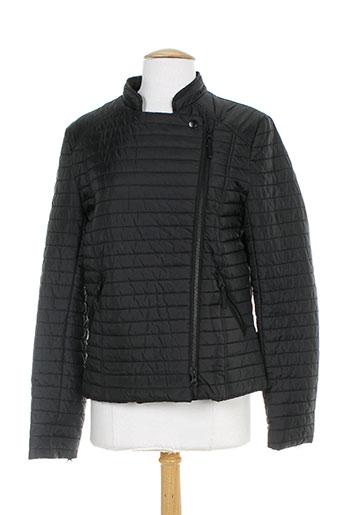 gerard darel manteaux femme de couleur noir