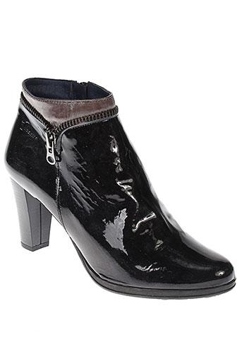 dorking boots femme de couleur noir