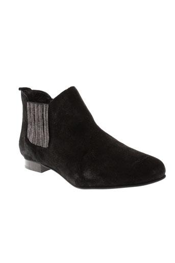 sms chaussures femme de couleur noir