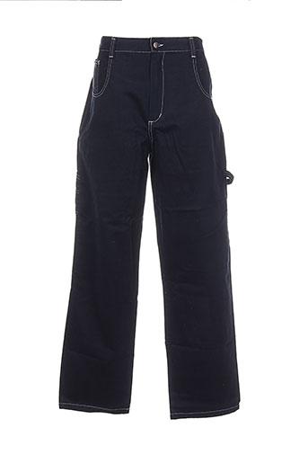 triangle pantalons et decontractes homme de couleur bleu