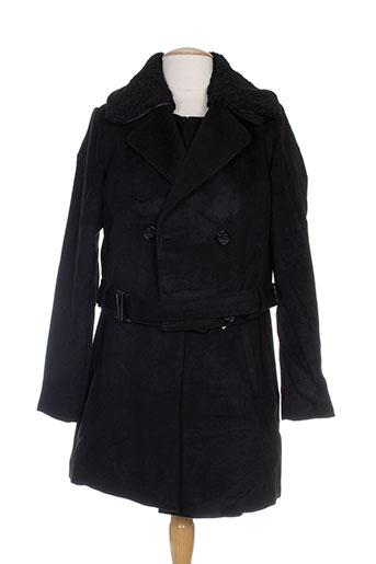 tiffosi manteaux femme de couleur noir