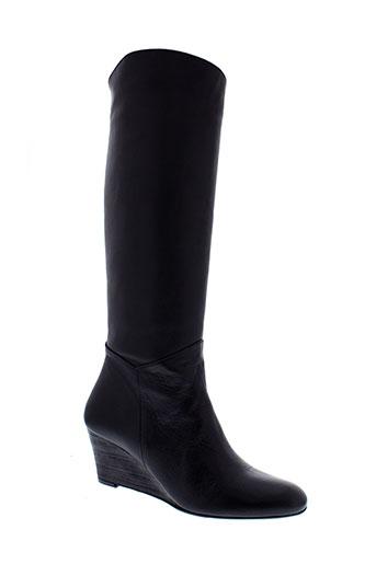 atelier et voisin bottes femme de couleur noir