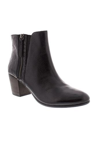geox boots femme de couleur noir