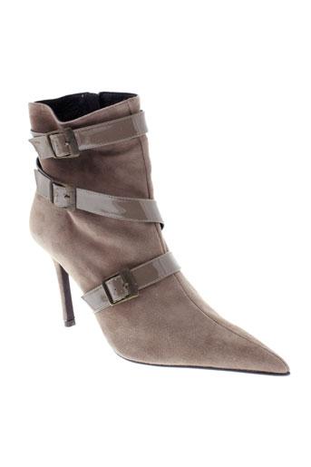 ohannes chaussures femme de couleur beige