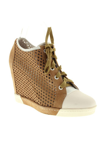 starfly chaussures femme de couleur beige