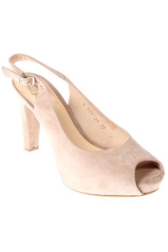 gadea chaussures femme de couleur beige