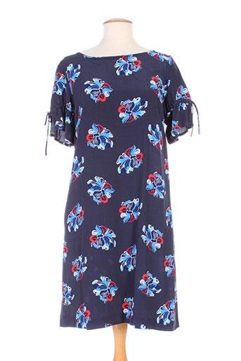 sinequanone robes femme de couleur bleu
