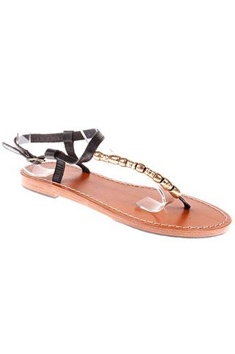 scotch EFFI_CHAR_1 soda chaussures femme de couleur noir